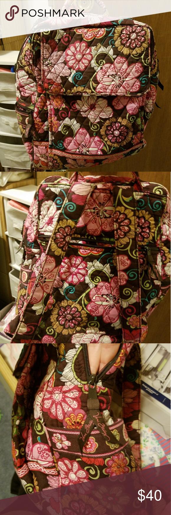 Vera Bradley Backpack EUC backpack Vera Bradley Bags Backpacks