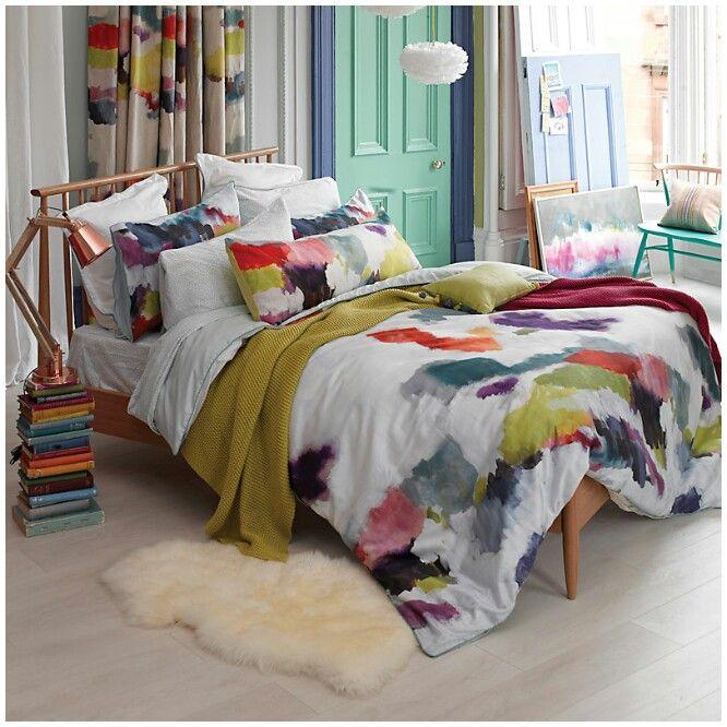 Bluebell Gray Nevis Bedding John Lewis Bed Luxury Duvet Covers Bedding Sets Online