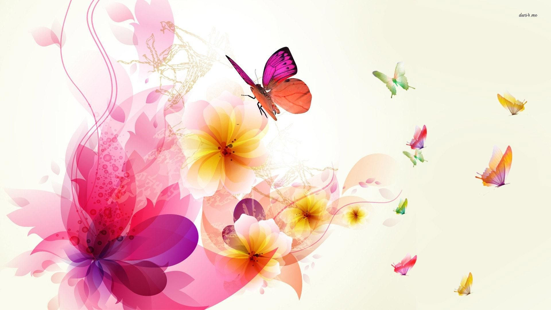 Pin by Jasmin Puddig on Graphics | Pinterest | 3d wallpaper ... for Colorful Butterfly Wallpapers  45ifm