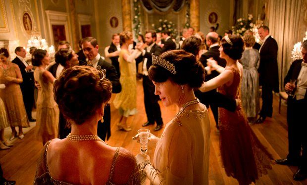 A Royal Christmas Ball Trailer.Downton Abbey Christmas Special Trailer Love Letters