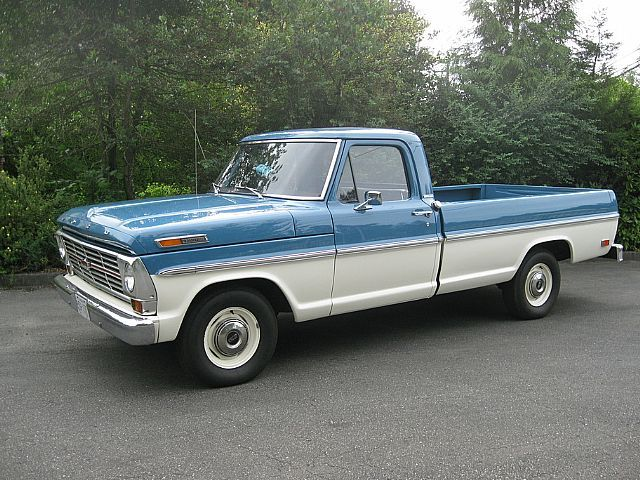 1969 Ford Ranger The Material Which I Can Produce Is Suitable For