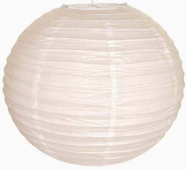 Buy attractive White color Chinese Japanese paper lantern which expanding  with a metal frame at great price from Just Artifacts. Get quality paper  lanterns ...