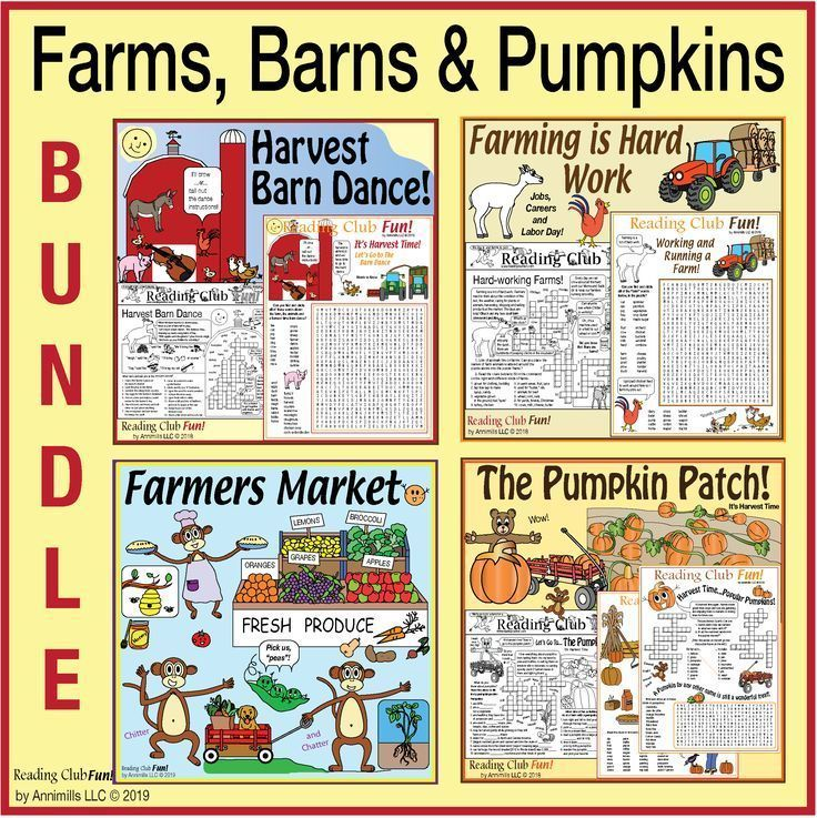 Delight the children with this exciting 24-page bundle of ...