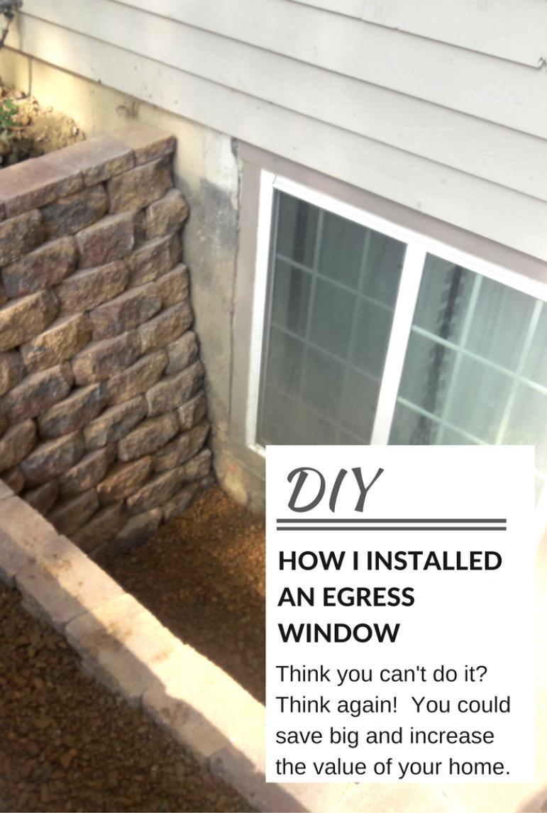 Photo of Installation des Ausgangsfensters. Erfahren Sie, wie Sie ein Egress-Fenster in Ihrem Basismodul installieren …
