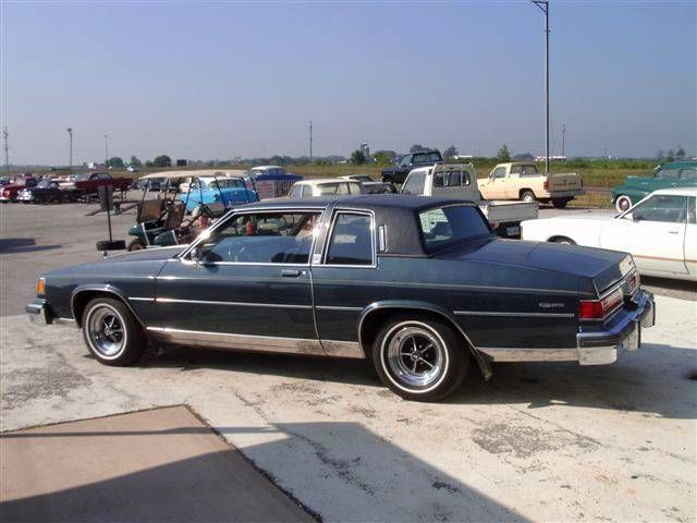 1985 Buick LeSabre Limited Coupe Buick lesabre, Old