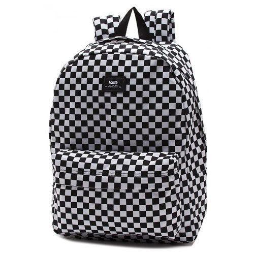 Vans Old Skool II Backpack Black White Checkerboard  Vans   OldSkoolIIBackpack 1967fd51058