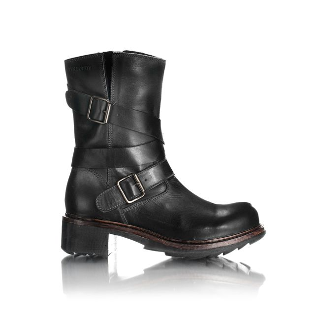 perfect biker boots from Ten Points