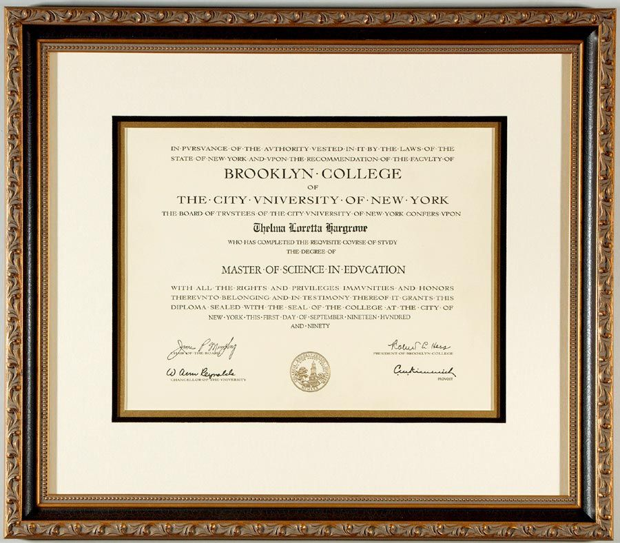 Completed Awards And Cerfificates Diploma Frame Diploma Display Certificate Frames