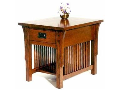 Shop For A A Laun Furniture Arts And Crafts End Table, 8402 12, And