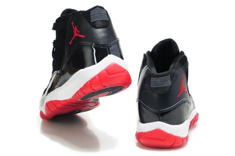 Air Jordan Retro 11 - Black/Red   Fresh Kicks