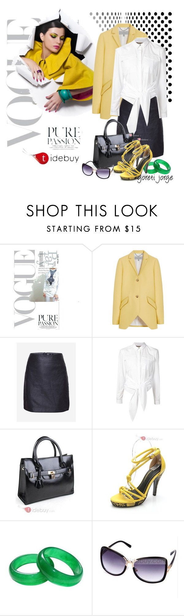 """""""www.tidebuy.com"""" by goreti ❤ liked on Polyvore featuring Mulberry, Roberto Cavalli and tidebuy"""