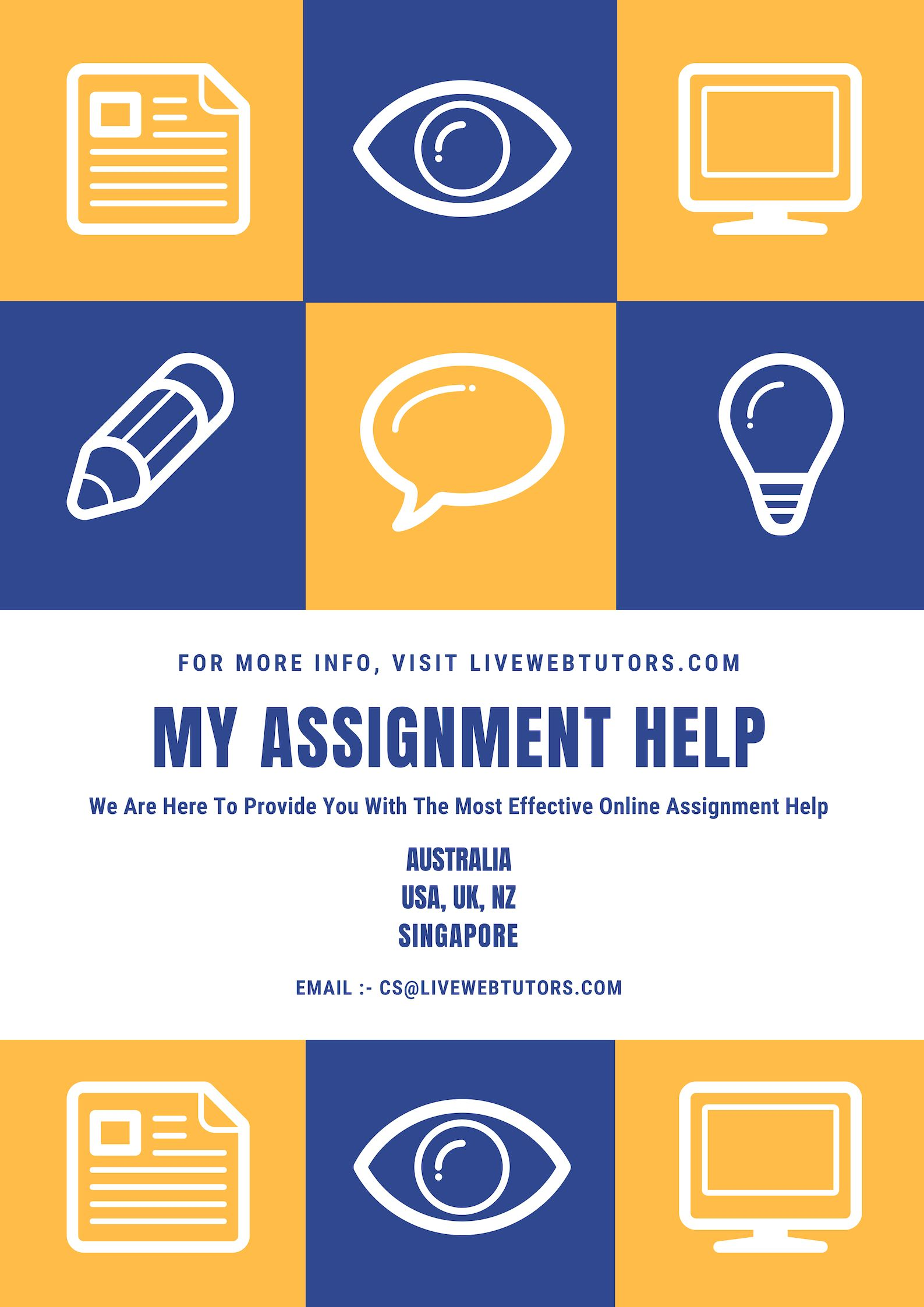 Assignment help - essay help singapore