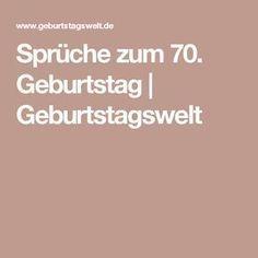 Sprüche Zum 70 Geburtstag Glückwünsche Gedichte Zum Gratulieren