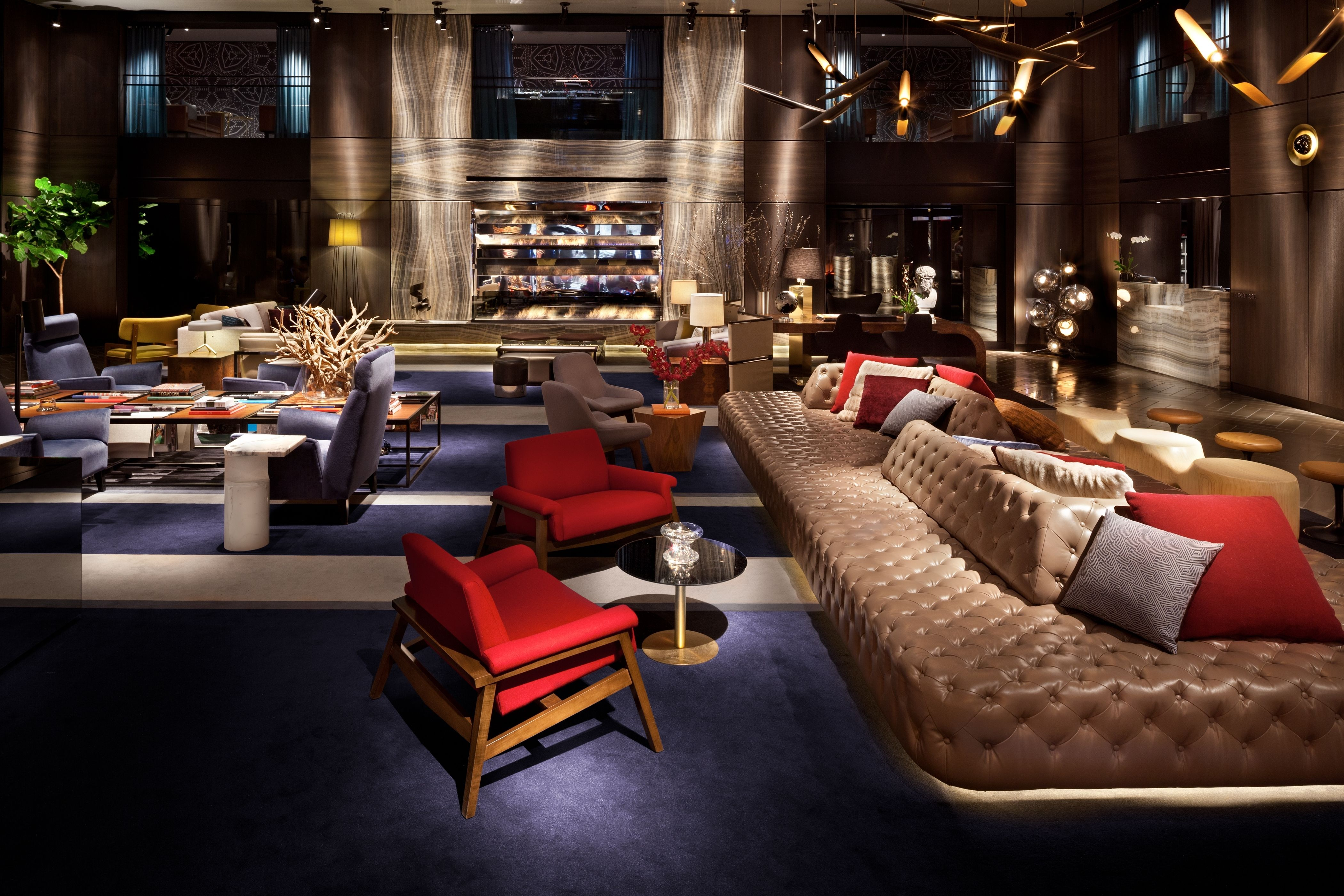 4 perfect nyc itineraries hotel interior design hotel interiors paramount hotel