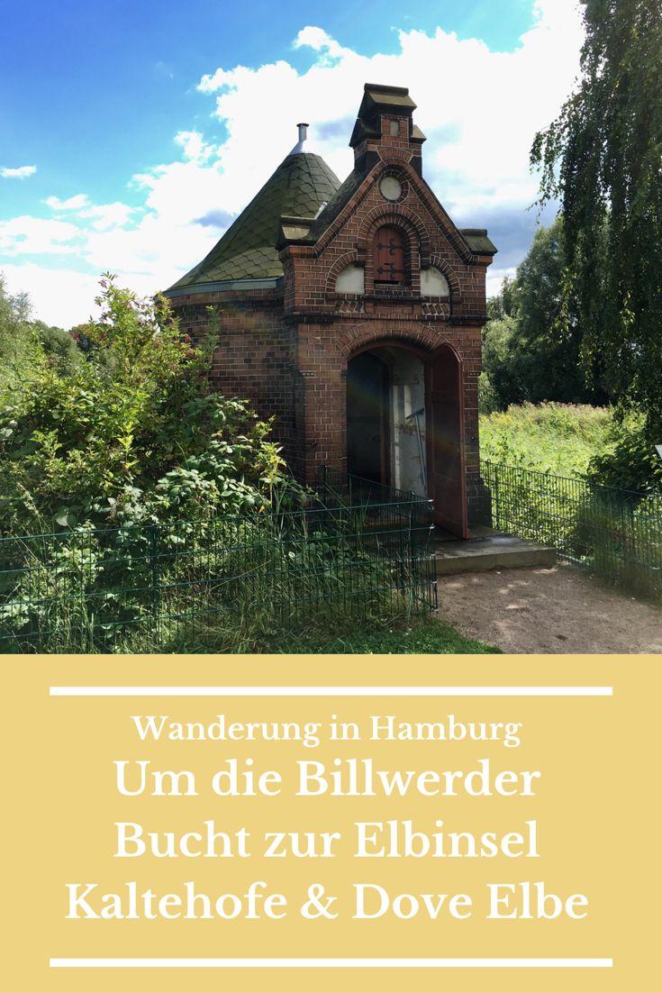 Wanderung in Hamburg: Billwerder Bucht mit Kaltehofe und