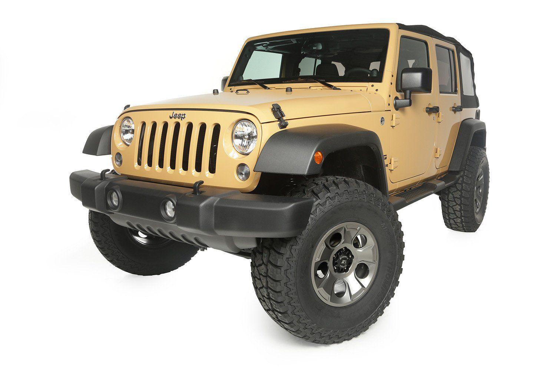 Aspen Package by Rugged Ridge ('07'12 Jeep Wrangler JK
