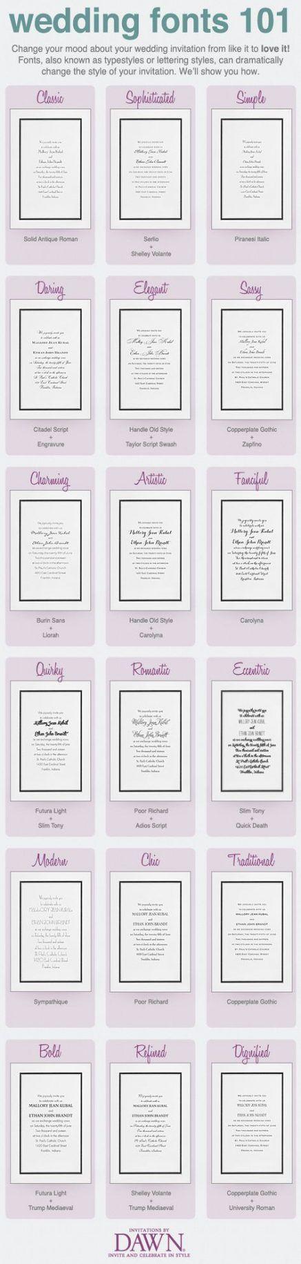 Wedding invitations silver simple 63 Best ideas | Wedding invitation fonts,  Invitation fonts, Vintage wedding invitations