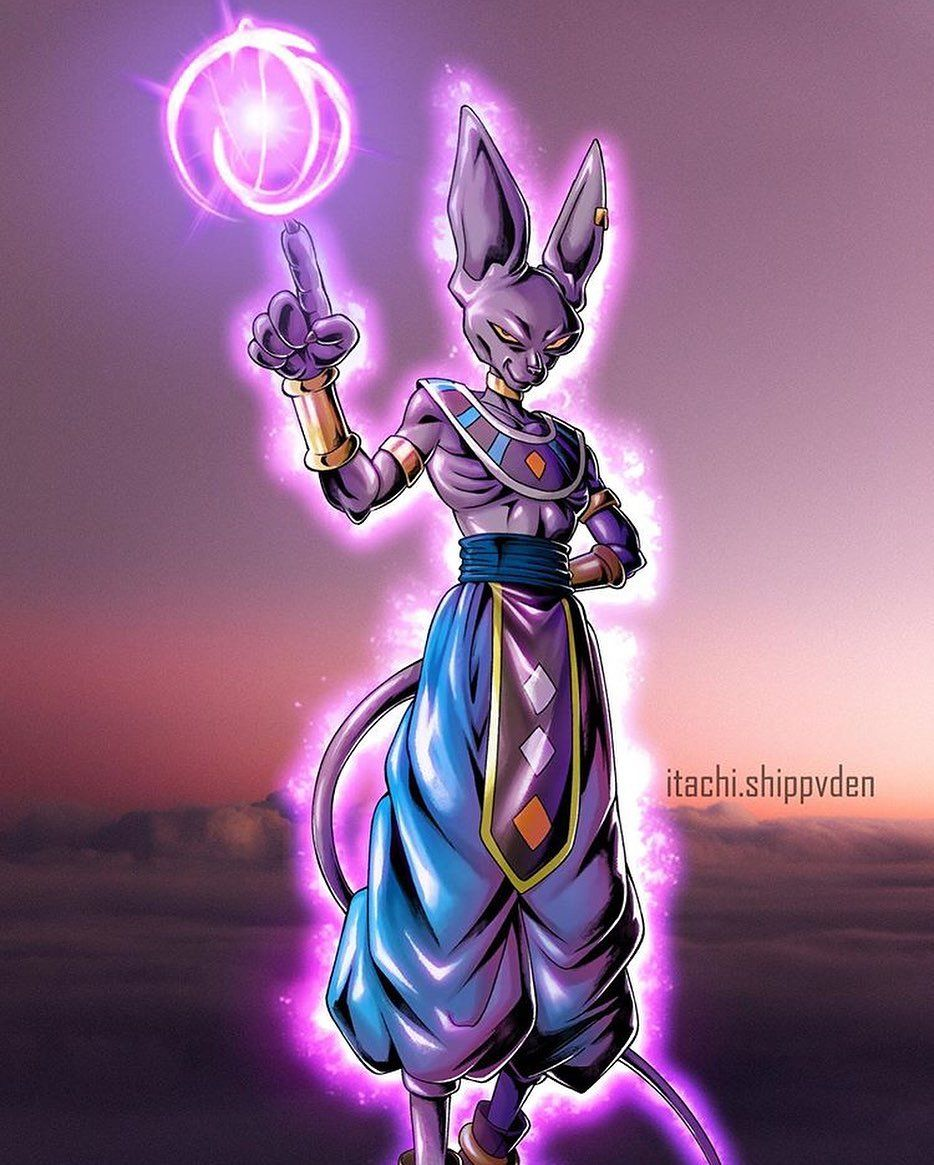 35++ Beerus wallpaper ideas in 2021
