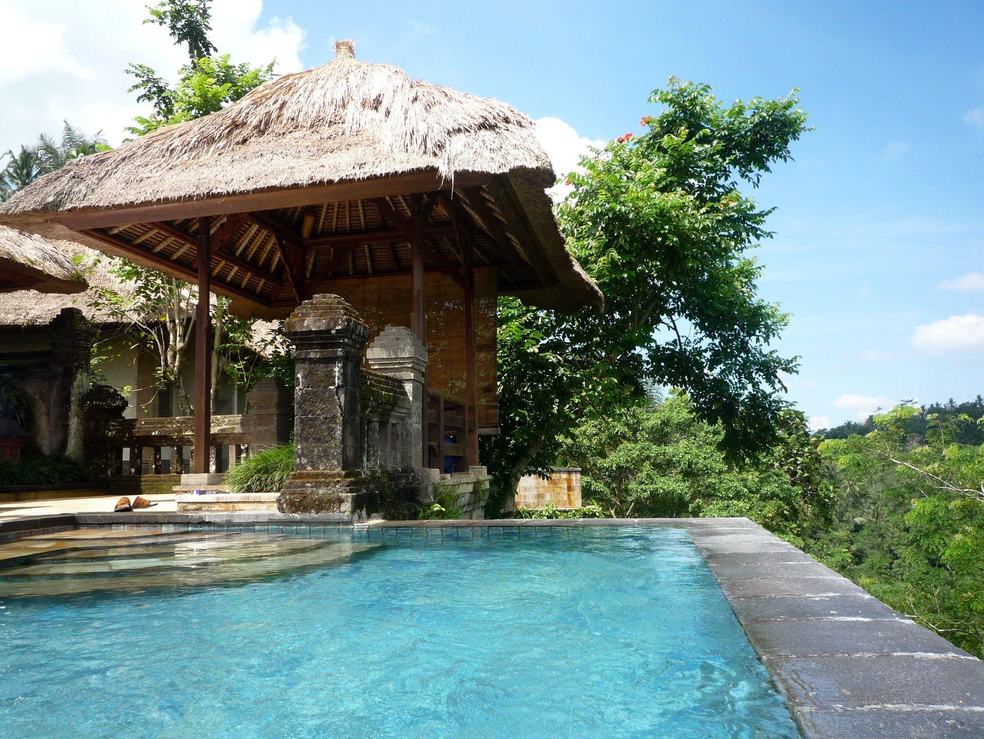 Indonesia, Bali, Ubud, Puri Wulandari villa. (April 2012
