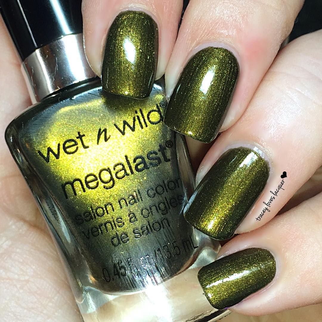 Wet n Wild - I Moss Have It | Polish I Have | Pinterest