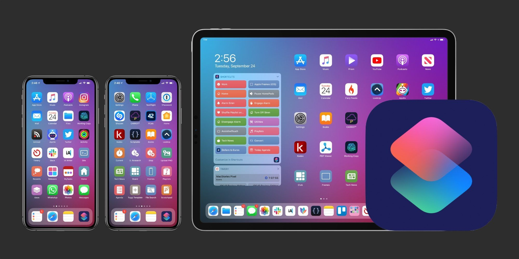 Apple's Shortcuts app is now builtin on iPhones and iPads