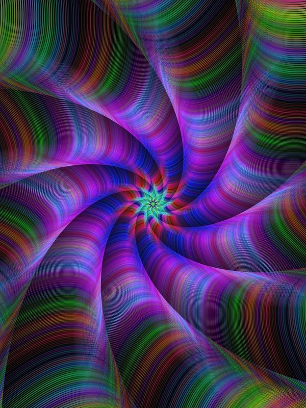 Colorful abstract fractal background design pinterest fractals art and also rh