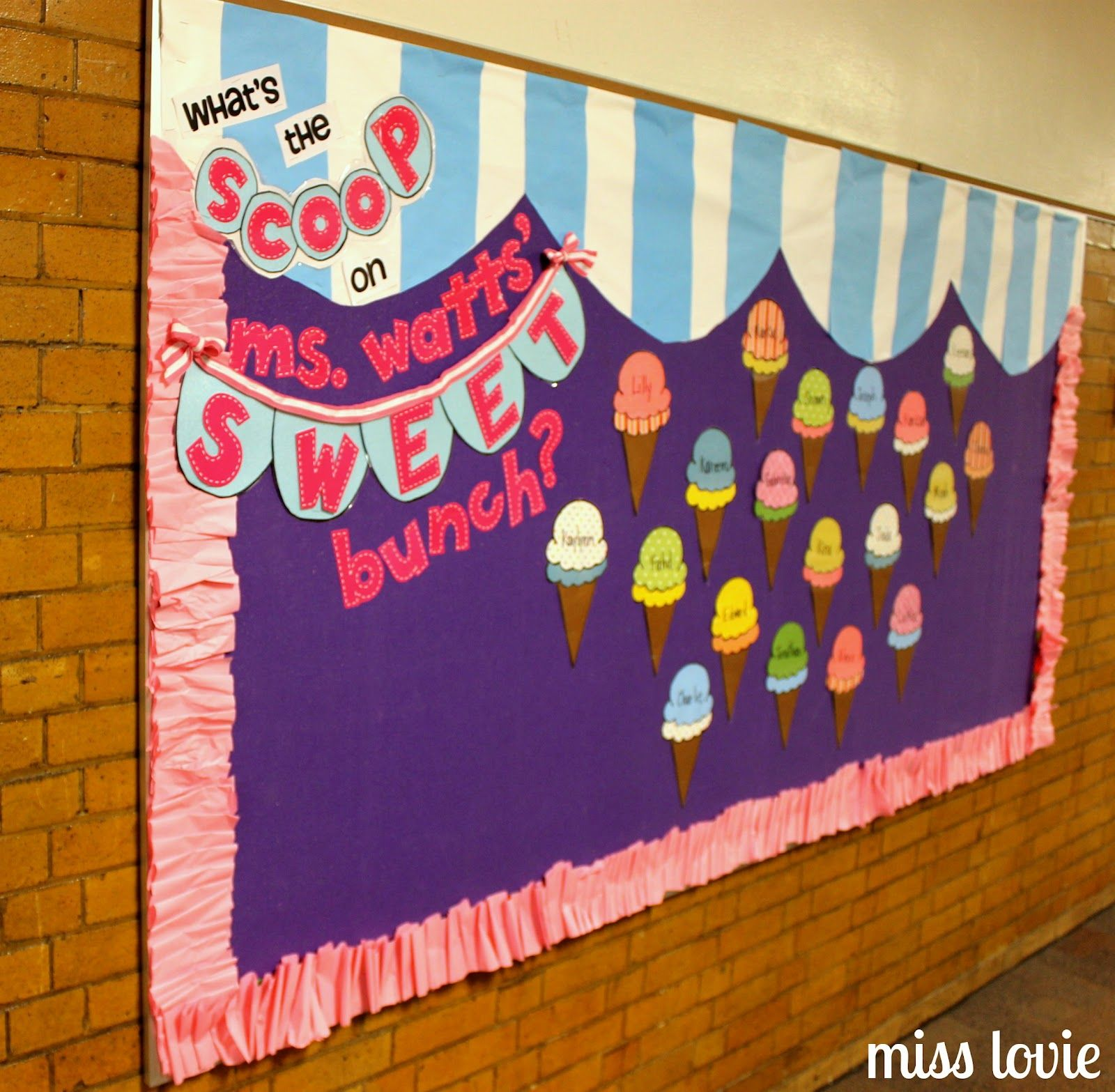 Classroom Border Ideas : Welcome back to my school event i hope you ve