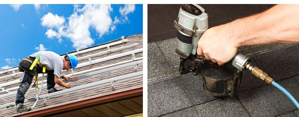 Http Www Garon Teedroofing Com Garon Teed Roofing Has Been Assisting You With All Of Your Needs We Are A Ga Metal Roof Repair Roofing Services Roof Repair