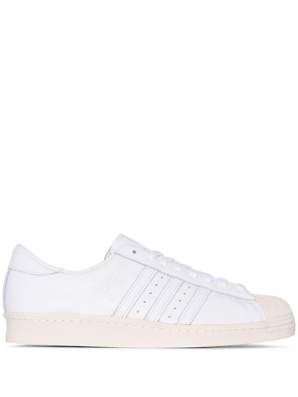 adidas Damen Superstar 80s Hohe Sneaker