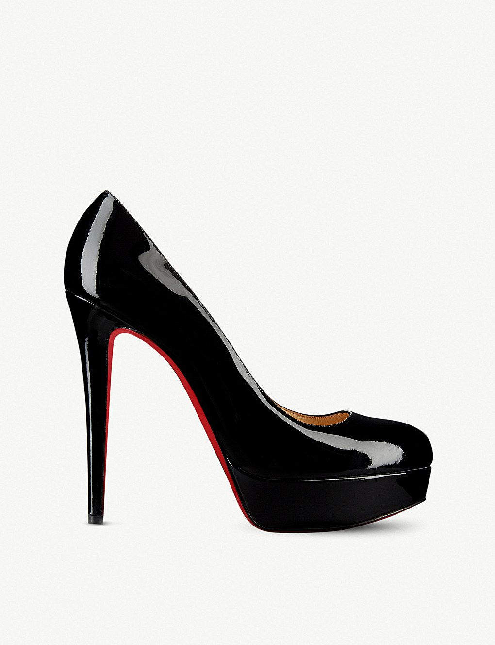 9dc33f8cb30 CHRISTIAN LOUBOUTIN Bianca 140 patent calf in 2019 | Shoes ...