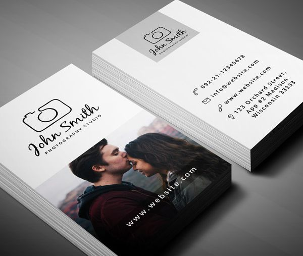 Free business cards psd templates 1 carto de visitas free business card templates freebies reheart Choice Image