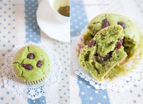 recipe: easy green tea cupcakes [31]
