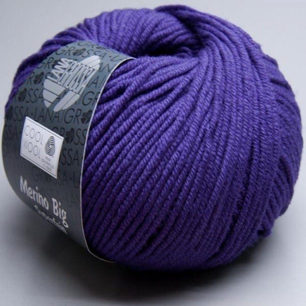 Set 10x Lana Grossa Cool Wool Big 932 50g  = 500g Wolle
