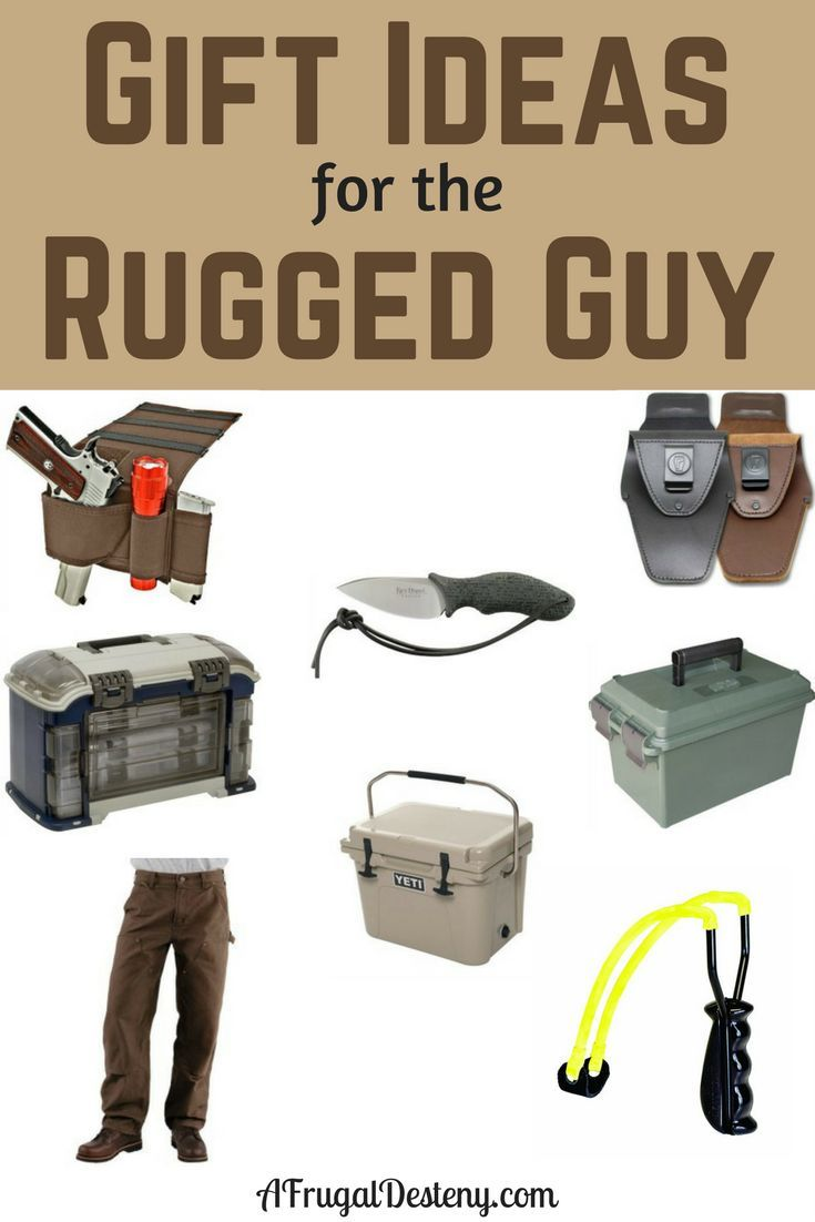 The Best Christmas Gifts for the Rugged Guy in Your Life | Gift ...