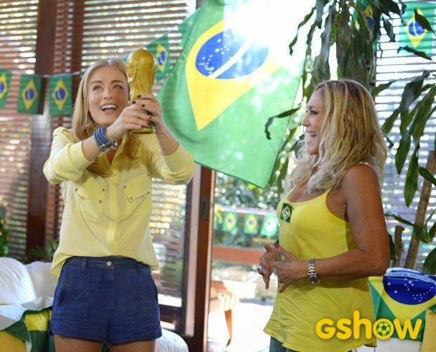 ADRIANA ROTELLI (OFICIAL): SUZANA VIEIRA NO ESTRELAS NO DIA 07 DE JUNHO DE 20...