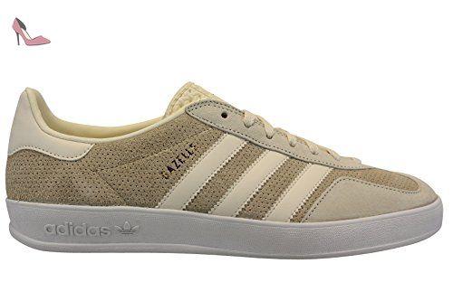 adidas - Chaussure Gazelle Indoor - Blanc - 47 1/3 - Chaussures ...