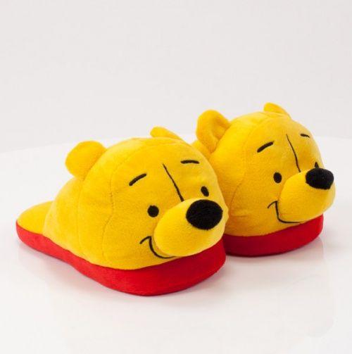 c8f9a3b3bb80 Womens Winnie The Pooh - Favorite Character Slippers