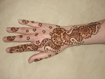 Arabic Mehndi Patterns S : Arabic mehndi designs recherche google fashi
