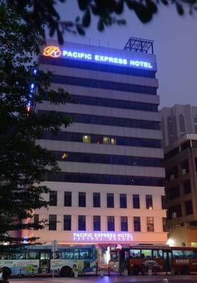 Pacific Express Hotel Kl Kuala Lumpur Malaysia Booking Com