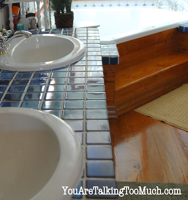 Quick And Easy Way To Make Ceramic Tile And Hardwood Sparkle And