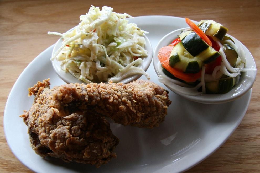 Local Heart and Soul in Charleston's Best Southern