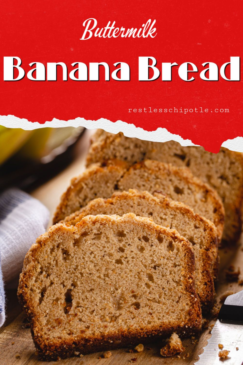 Grandma S Buttermilk Banana Bread Recipe In 2020 Buttermilk Banana Bread Best Homemade Bread Recipe Banana Bread