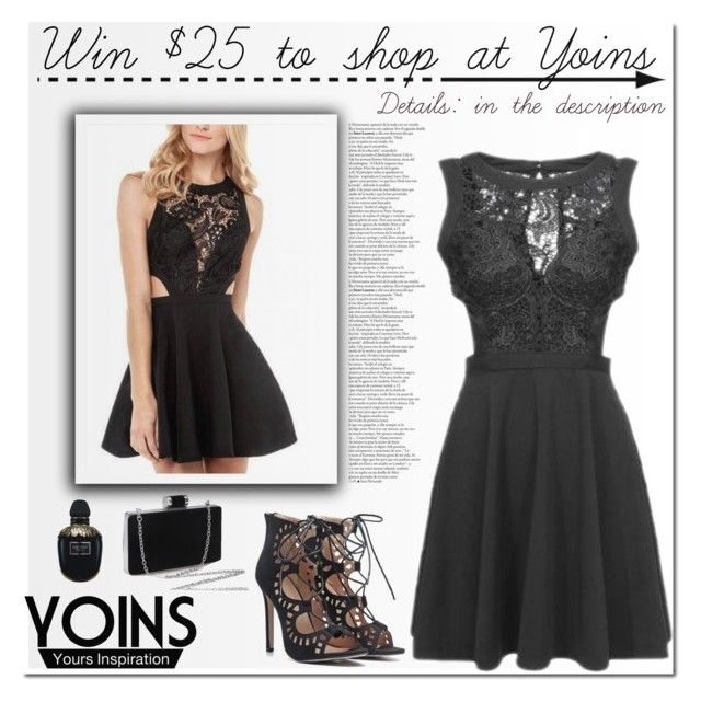 """""""New Contest!"""" by dora04 ❤ liked on Polyvore featuring Alexander McQueen"""