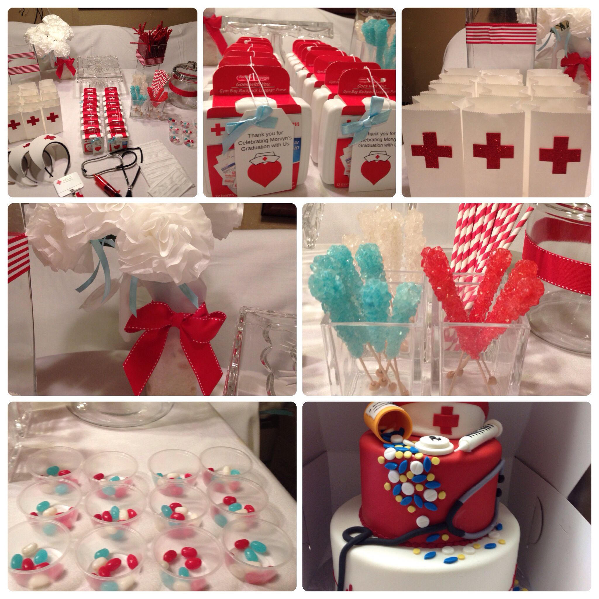 Pin By Victoria D Esposito On Party S At My House Nursing School Graduation Party Nursing Graduation Party Doctor Party