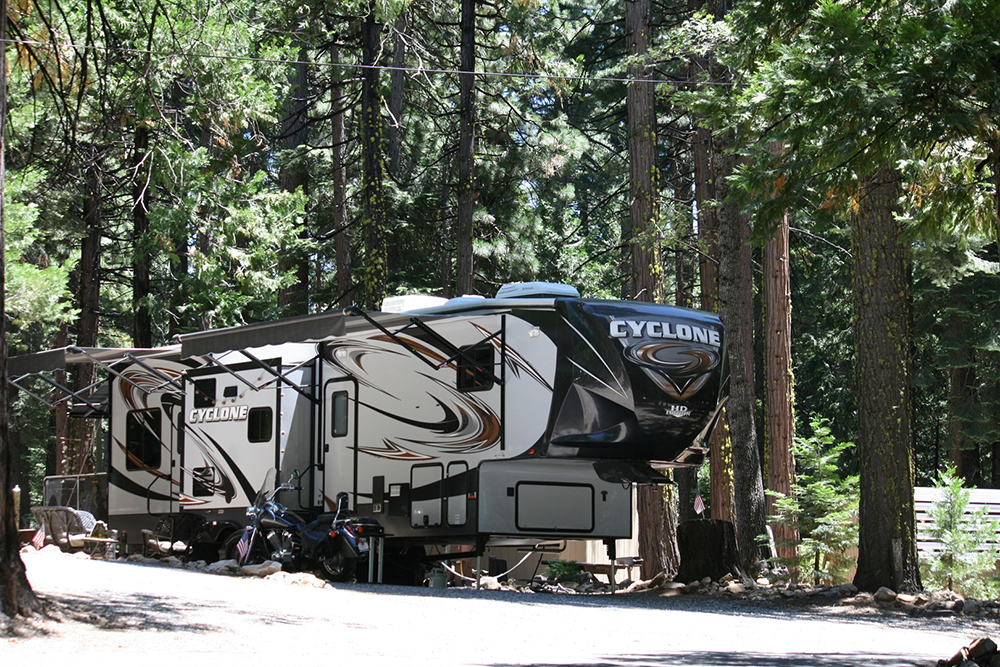 Golden Pines Rv Resort Campground Camp Connell Ca Passport America Campgrounds California Camping Camping Club Camping