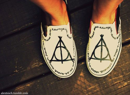 Vans' Highly Anticipated Harry Potter Collection Is Coming
