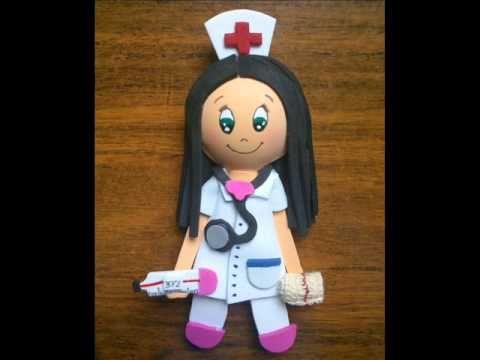Worksheet. brochesde fieltro enfermeras  Buscar con Google  Manualidades