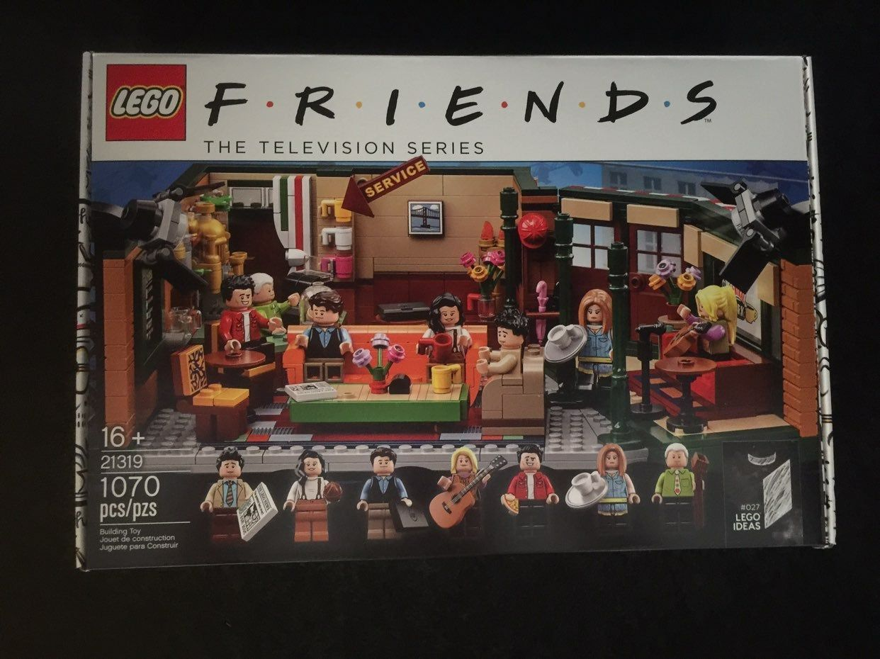 Brand New /& READY TO SHIP! LEGO Ideas 21319 TV series FRIENDS Central Perk