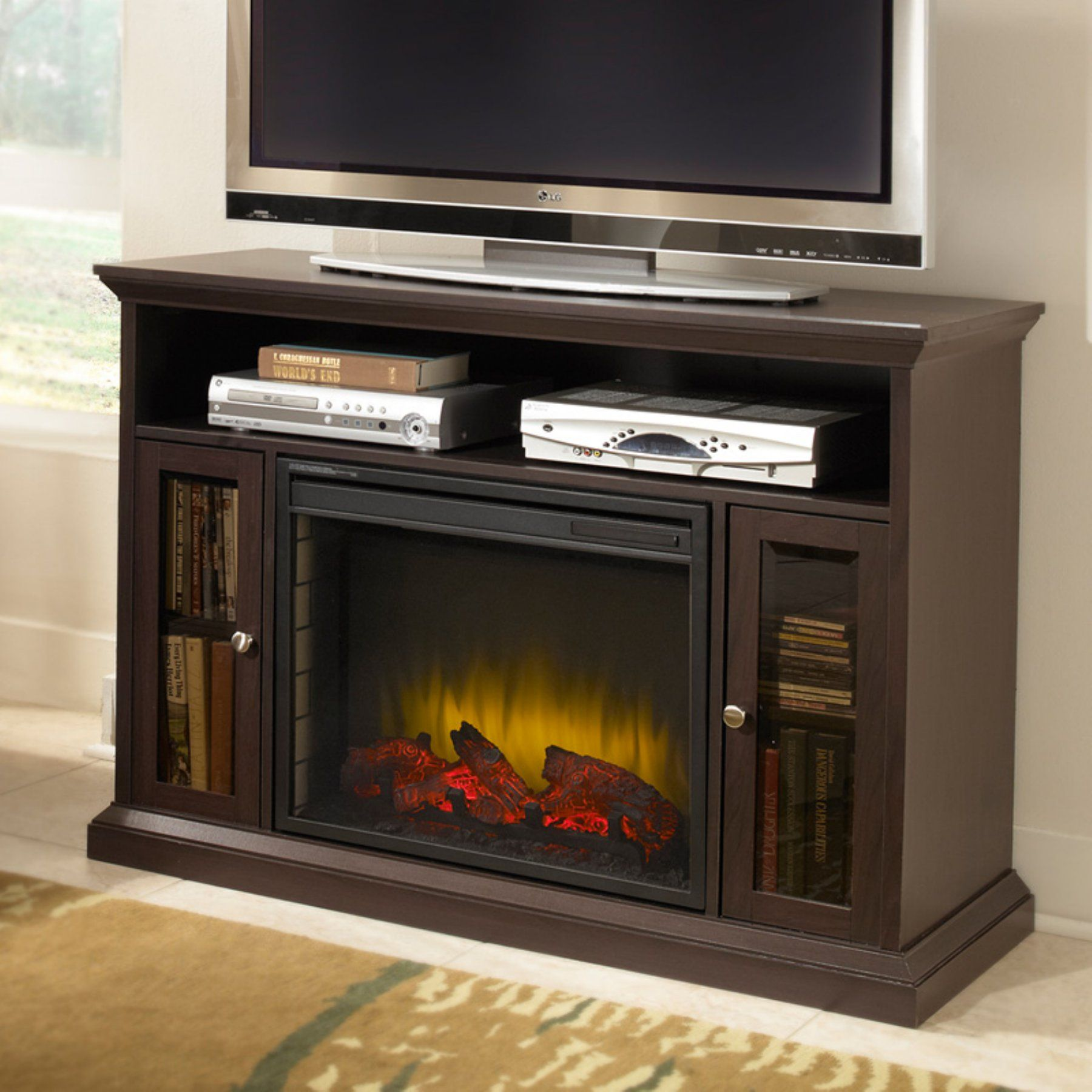 Electric fireplaces and Products