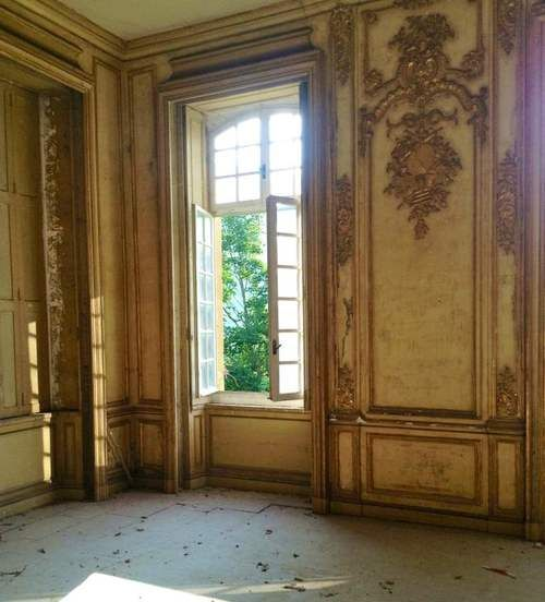 French Chateau Diary